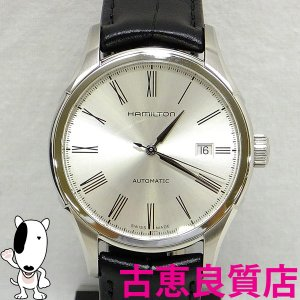 ハミルトン HAMILTON バリアント オートマ 自動巻き メンズ腕時計 H39515754  中古・極美品(hon) koera
