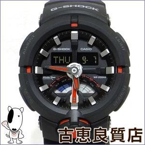 新品 未使用品 カシオ CASIO Gショック G-SHOCK 20気圧防水 腕時計 メンズ アナデジ クォーツ GA-500-1A4ER (hon)|koera