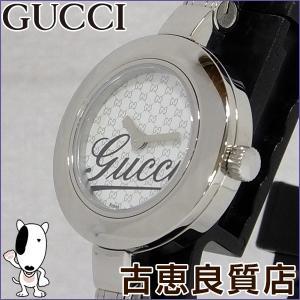 GUCCI グッチ バングルウォッチ クォーツ レディース腕時計 YA105528 (hon)|koera