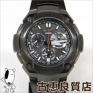 美品 CASIO カシオ タフソーラー  メンズ 腕時計 G-SHOCK ジーショック MR-G TOUGH  電波時計 MRG-8000B-1AJF(hon)|koera