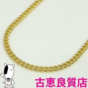 K18 2面喜平 10.1g 45cm  ゴールドネックレス  中古(hon)|koera