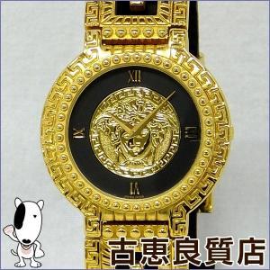 ジャンニヴェルサーチ GIANNI VERSACE メンズ レディース ボーイズ 腕時計 クォーツ メデューサ 7008014 (hon)|koera