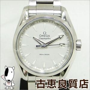 OMEGA オメガ シーマスター アクアテラ 231.10.39.60.02.001 シルバー文字盤 メンズ腕時計 クォーツ (hon)|koera