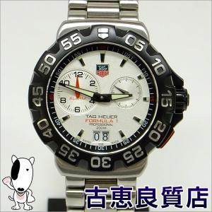 タグホイヤー TAG HEUER フォーミュラ1 FORMULA1 メンズ 腕時計 アラーム Quartz クォーツ QZ WAH111B.BA0850 中古(hon)|koera