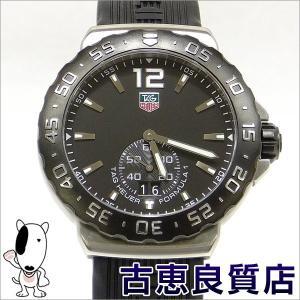 タグホイヤー TAG HEUER  フォーミュラ1 FORMULA1 メンズ 腕時計 グランドデイト Quartz クォーツ QZ WAU1110.FT0624 中古(hon)|koera