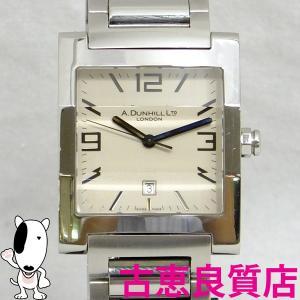 ダンヒル DUNHILL メンズ腕時計  ファセット クオーツ DQV812M  中古 (hon) koera