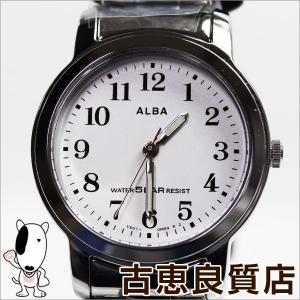新品/未使用品/SEIKO セイコー ALBA アルバ スタンダード AQDS935 レディース 腕時計 エクステンションバンド/買取品/質屋出店/あすつく/MT984|koera