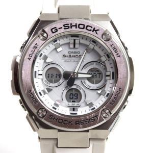 CASIO カシオ G-SHOCK Gショック電波ソーラー メンズ腕時計  アナデジ マルチバンド6GST-W310-7AJF /中古/MT2938 koera