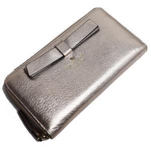ケイトスペード Kate Spade 長財布 ラウンドファスナー PWRU3352/買取品/質屋出店/あすつく/値下げ/中古|koera