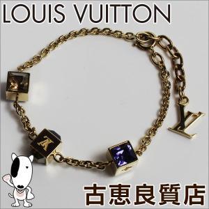 ルイヴィトン LOUIS VUITTON LV ブラスレ ラブレターズ ブレスレット M65209/中古/質屋出店/あすつく|koera