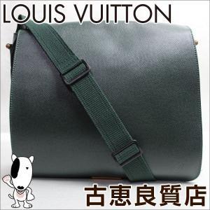 ルイヴィトン LOUIS VUITTON M30144 タイガ ヴィクトール ショルダーバッグ 斜めがけ LV lv|koera