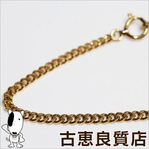 K18 2面喜平 キヘイ 10.8g 54cm ネックレス ゴールド/中古/あすつく/MN1146|koera