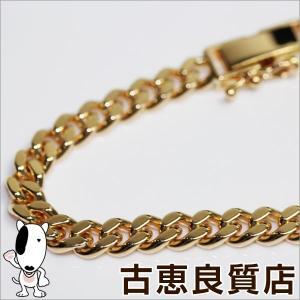 K18 2面喜平 キヘイ 50.1g 60cm ネックレス ゴールド/中古/あすつく/MN1147|koera