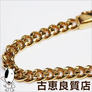 K18 6面喜平 キヘイ 50.4g 60cm ネックレス ゴールド/中古/あすつく/MN1179|koera