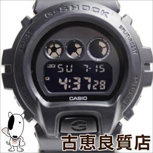 カシオ CASIO 腕時計 海外 DW-6900BBN メンズ ジーショック G-SHOCK ミリタリーブラック ナイロンストラップ/MT1267/中古 koera