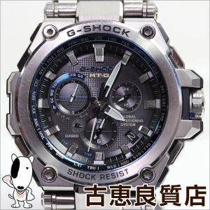 カシオ CASIO G-SHOCK Gショック 腕時計 メンズ  MTG GPS ハイブリッド電波ソーラー MTG-G1000D-1A2JF/中古/質屋出店/あすつく/MT964|koera