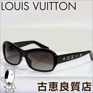 ルイ ヴィトン Louis Vuitton サングラス レディース オプセシオンPM Z0311E ブラックラメ モノグラム フラワー 眼鏡 めがね メガネフレーム/中古/あすつく|koera