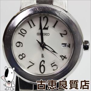 セイコー SEIKO LUKIA ルキア 7N82-0CN0 レディース腕時計 クオーツ/中古/質屋出店/あすつく/値下げ/MT811|koera