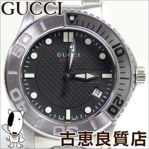 グッチ GUCCI 126.2 Gタイムレス YA126251/中古/質屋出店/あすつく/MT1137|koera