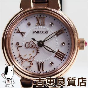 シチズン CITIZEN wicca E031-S105731 KP2-167-11 レディース エ...