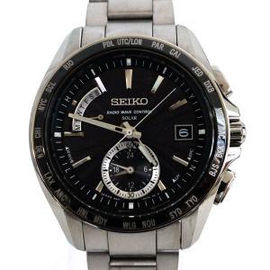 セイコー SEIKO ブライツ BRIGHTZ 電波ソーラー腕時計 SAGA159/8B54-0BB0 /中古/美品/MT2803|koera