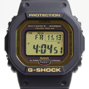 CASIO カシオ G-SHOCK Gショック 腕時計 ジーショック 5600 GW-B5600BC-1ER 電波 タフソーラー電波時計 マルチバンド6/未使用品/買取品/MT2934|koera