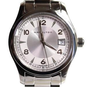 HAMILTON ハミルトン ジャズマスター  メンズ腕時計 クオーツ H184510/H18451155/中古/美品/MT2906|koera