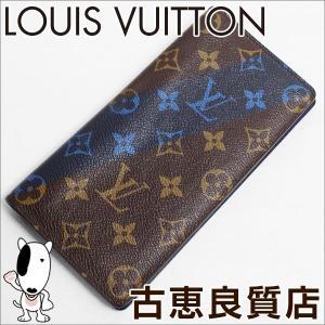 ルイヴィトン LOUIS VUITTON M61170 モノグラム ポルトフォイユ ブラザ Vシグネチャー LV lv 二つ折り長財布|koera