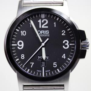 ORIS オリス  BC3 アドバンスド 735 7641 4364 メンズ腕時計 42mm 自動巻...