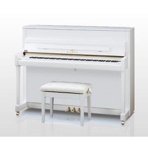 【レンタル】カワイ K-200ホワイト