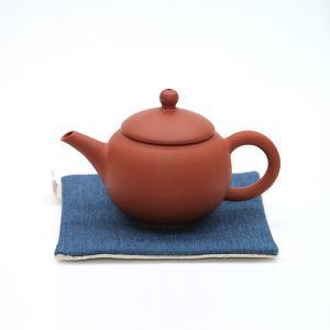 狐月庵/茶壺・後手 kogetsuan
