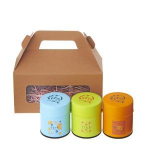【台湾茶藝館 狐月庵】プレゼント、ギフトに台湾茶は如何でしょうか。台湾茶 茶缶3個セット|kogetsuan