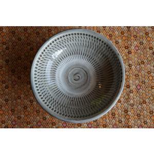 小鹿田焼き(おんたやき) 5寸深皿H|kohanchawanhaduki