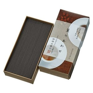 線香 微煙 日本香堂 コーヒーの香り  薫りあわせ 珈琲の香り バラ詰|kohgallery