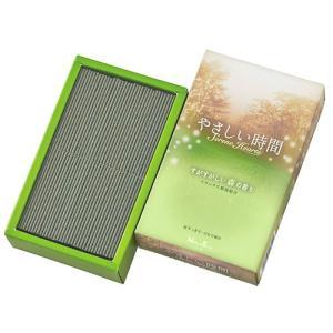 お線香 「 やさしい時間 セレーヌ・ハーツ 森の香り」|kohgallery
