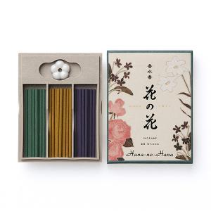 「ばら」「ゆり」「すみれ」3種類の香り。 ベースには、上質なインド産白檀と芳醇なムスク調の香りを調香...