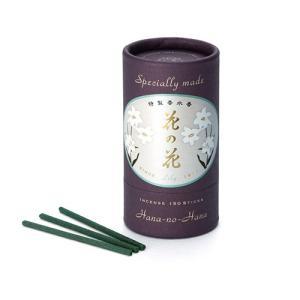 お香 インセンス 日本香堂 ユリの香り「特製花の花 ゆり S150本入」|kohgallery