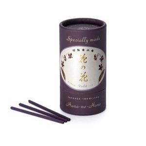 お香 インセンス 日本香堂 スミレの香り「特製花の花 すみれ S150本入」|kohgallery