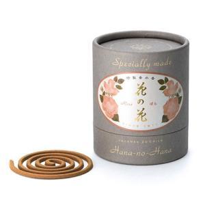 お香 インセンス 日本香堂 ばらの香り コイル型 「特製花の花 ばら CL20巻入」|kohgallery