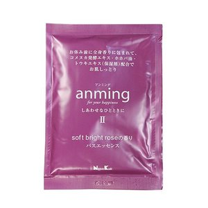 anming2 (アンミング2) 「バスエッセンス ミニ」|kohgallery