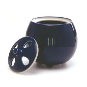 お香 日本香堂 香炉 インセンス 「かゆらぎ 丸型香炉」|kohgallery