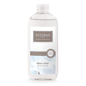 ESTEBAN (エステバン) 「インテリアガーデン ホワイトコットン フレグランスリフィル100ml」|kohgallery