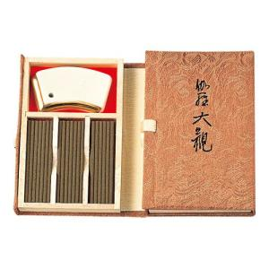 上質で辛み・深みのある沈香・伽羅をたっぷり用いた伽羅の香りのお香です。