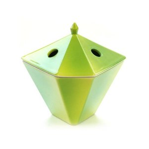 縁香炉 黄緑|kohgallery
