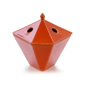 縁香炉 橙|kohgallery