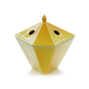 縁香炉 黄|kohgallery