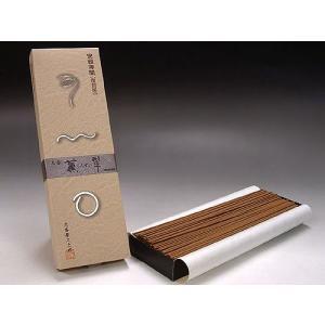 沈香屋久次郎からかぞえると280年、代々伝わる調合帖にもとづき復刻したお線香です。香りは、お香の世界...