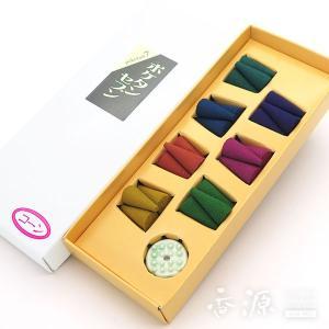 お香 アロマ 大発のお香 ポケット丹花セブン(ポケタンセブン) コーン|kohgen