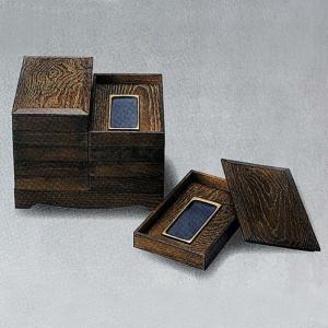 【香道具】重硯箱(じゅうすずりばこ)について  ・香道は、室町時代におきた日本の伝統文化です。仏教と...