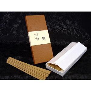 形状:スティック型お香 メーカー:みのり苑 香り系統:白檀の香り パッケージ:紙箱 本数・個数:約6...
